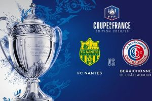 32ème de finale Coupe de France
