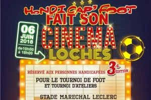 HoNDI CAP'FOOT à Loches