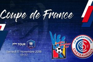 Coupe de France 7ème Tour