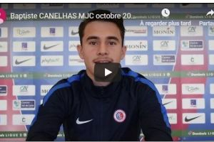 Interview de Baptiste CANELHAS