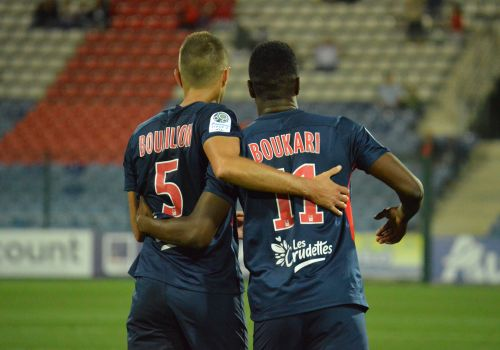 4ème Journeé de Domino's Ligue 2